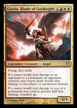 Aurelia the Warleader   MTG Visual Spoiler