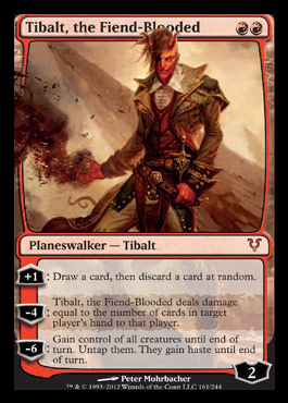Daretti Scrap Savant Commander 2014 Visual Spoiler