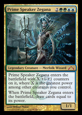 Simic Combine - Gatecrash | MythicSpoiler.com