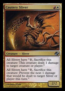 Thorncaster Sliver Magic Visual Spoiler