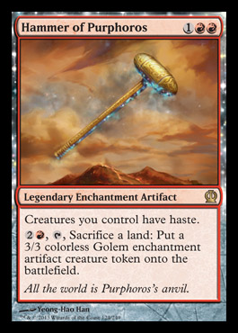 Theros Artifacts Mythicspoilercom