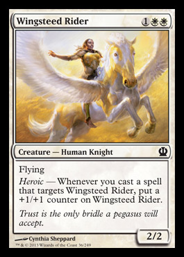 wingsteed rider theros