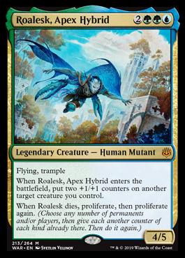 Roalesk, Apex Hydra