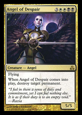 Deathpact Angel Mtg Visual Spoiler